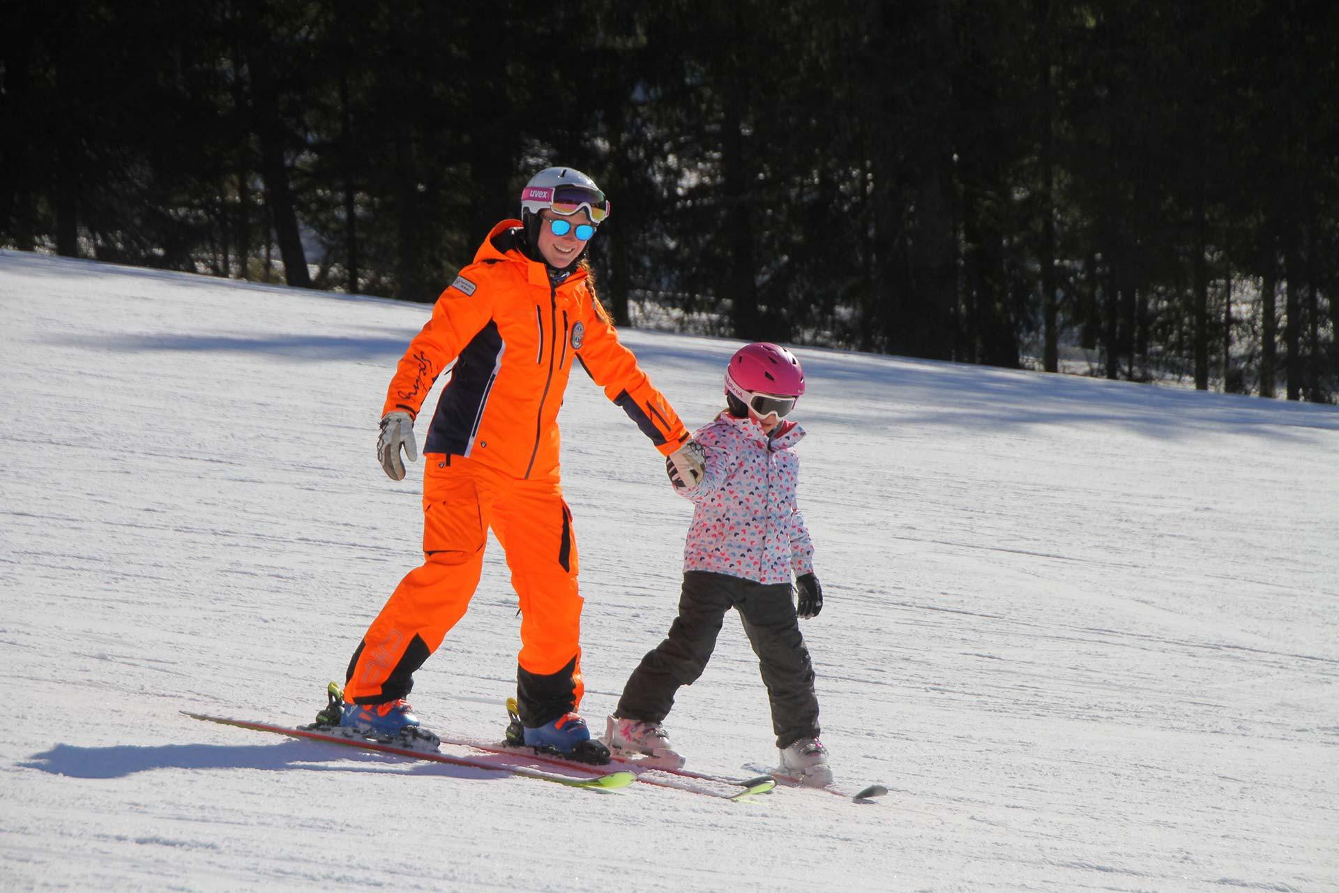 Skifahren Kinder & Jugendliche