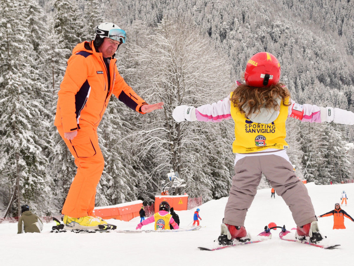 Snowboard children & teenagers